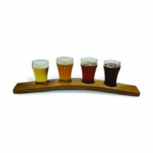 Beer Flight Stave